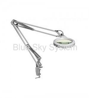 Magnifier With Clamp